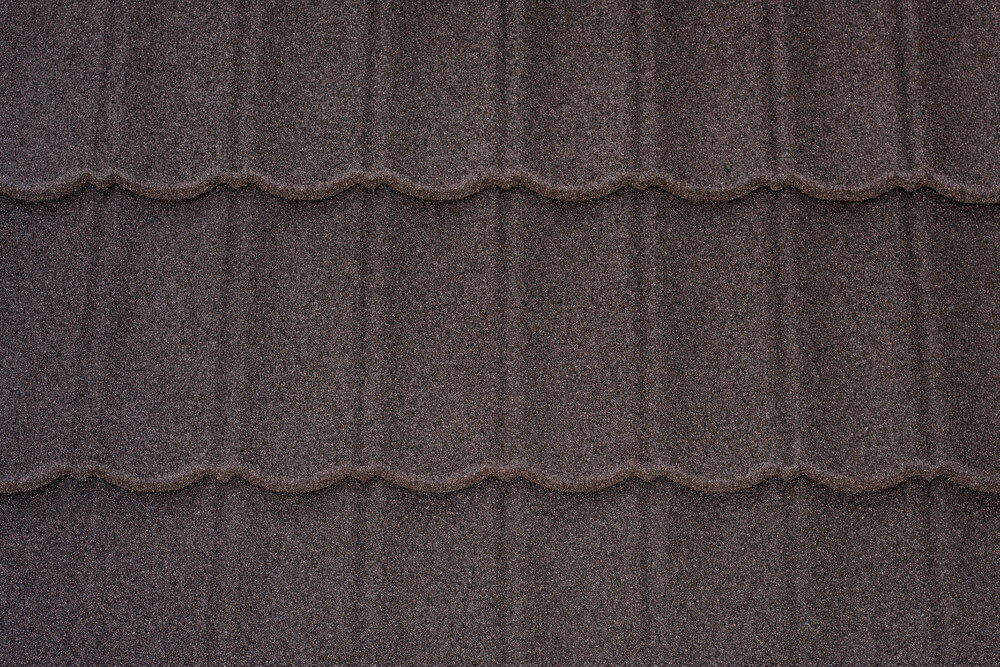 Țiglă metalică Metrotile Bond Brown