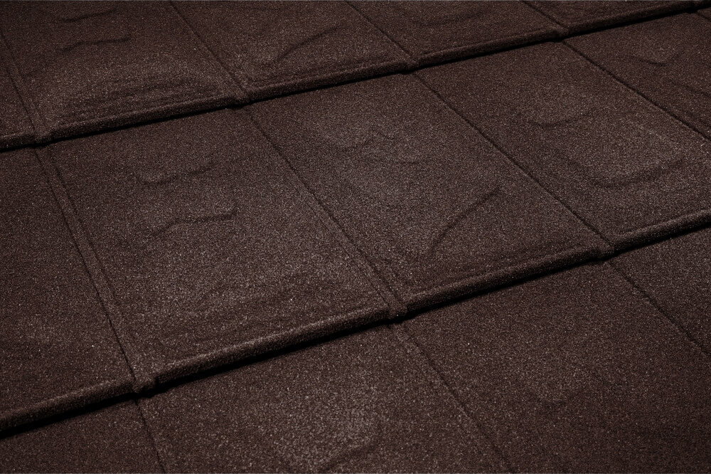 Țiglă metalică Metrotile iSlate Brown