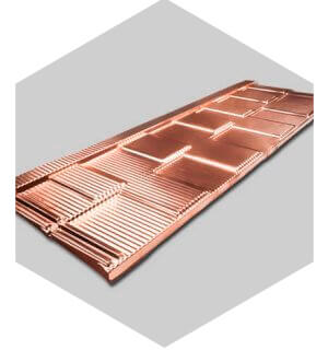 Metrotile Copper Viksen